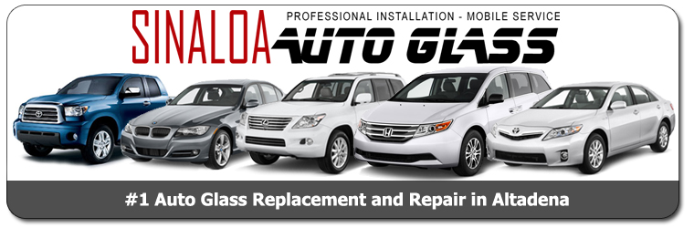 altadena windshield auto glass replacement