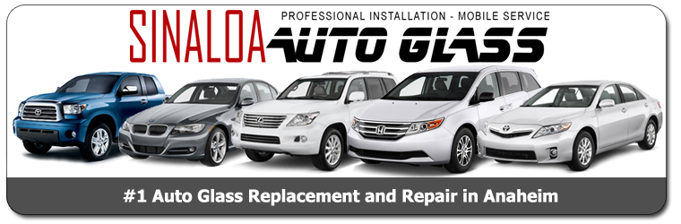 anaheim windshield auto glass replacement