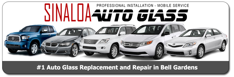 bell gardens windshield auto glass replacement