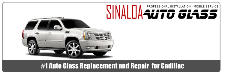 cadillac Auto Glass Window Replacement and Repair