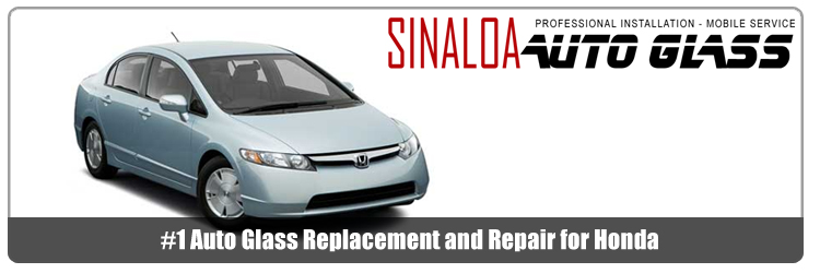 honda Auto Glass Window Replacement and Repair