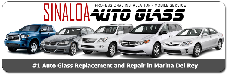 marina del rey windshield auto glass replacement