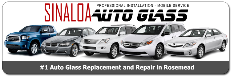 rosemead windshield auto glass replacement