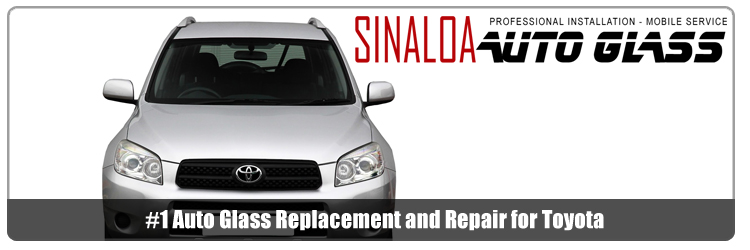 toyota Auto Glass Window Replacement and Repair